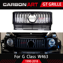 Carbonart W463 GT grille fit for mercedes G-class G500 G55 G63 to 1991-2016 year style Accessories