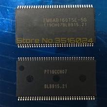 Free Shipping EM6AB160TSE-5G  32MB*16 10PCS DDR 66P