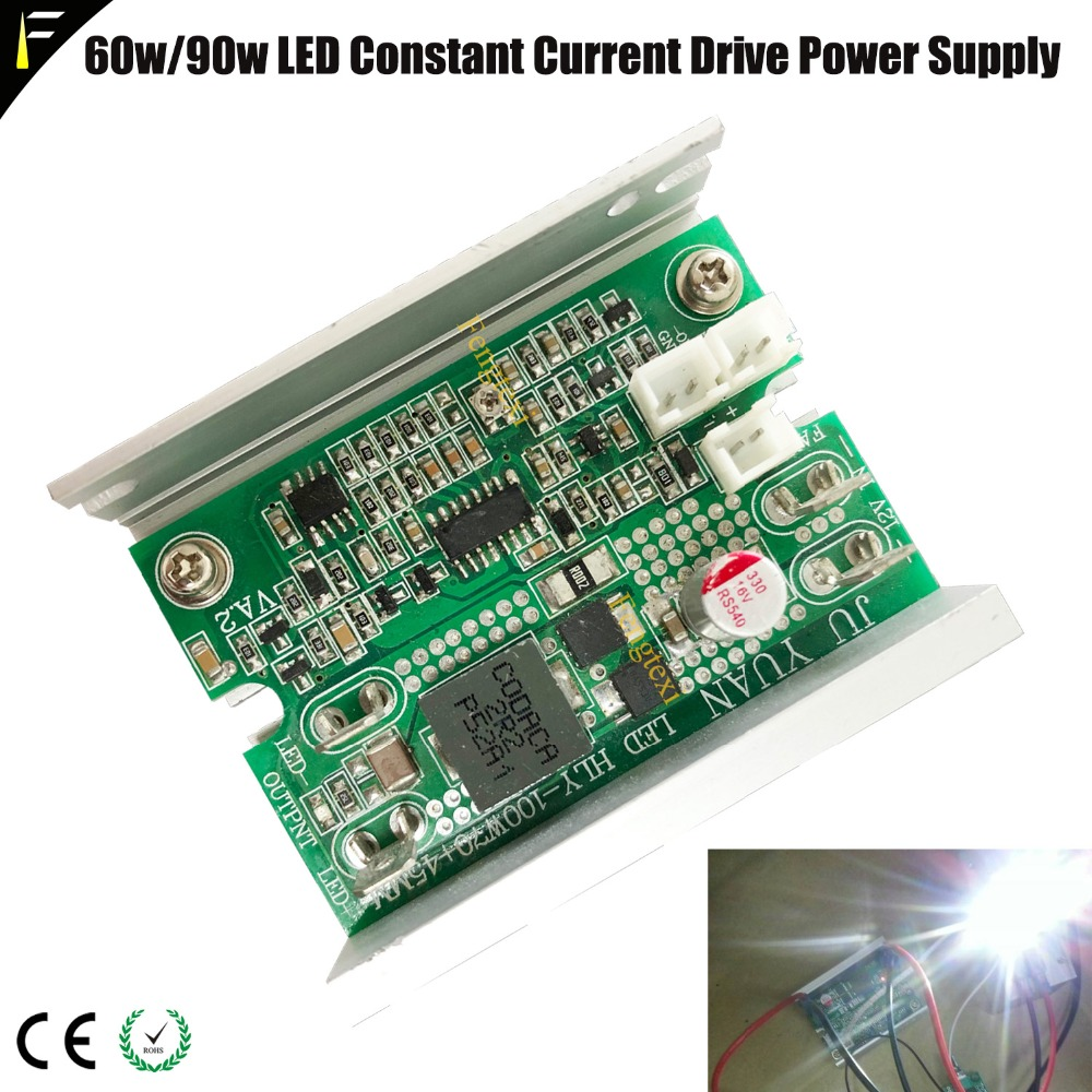 CST-90 CBT-90 60w/90w SSD-90 Luminus LED Dimmer Power Drive Driver Board Supply with PWM Signal for SSD Series LED Spare Parts 4pcs lot 90w led modules 6500k 8000 lumens ssd 90 cbt 90 sst 90 for 90w led moving head