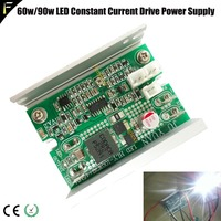 CST 90 CBT 90 60w/90w SSD 90 Luminus LED Dimmer Power Drive Driver Board Supply with PWM Signal for SSD Series LED Spare Parts