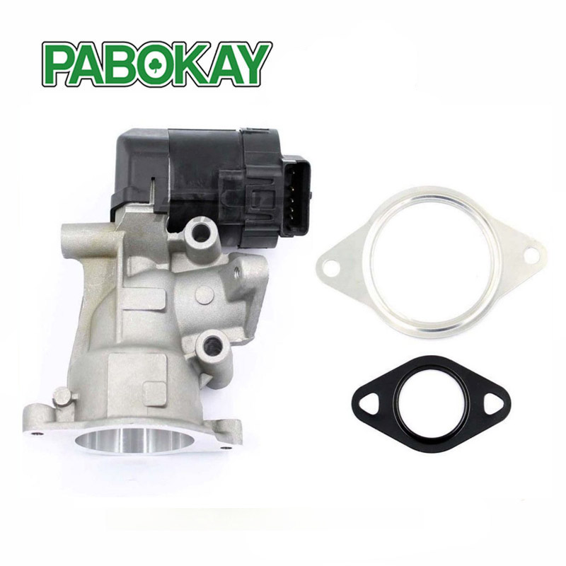 For PEUGEOT 307 508, 508SW, 607 2.0 HDi  EGR Valve 6M5Q9D475AA 161832 1618GZ 6M5Q9D475AA 1618S8 1436390 1231964 36000980 161831 new egr valve exhaust gas recirculation oe no 1618gz 161831 1618s8 71793028 71793404 for citroen fiat ford peugeot volvo