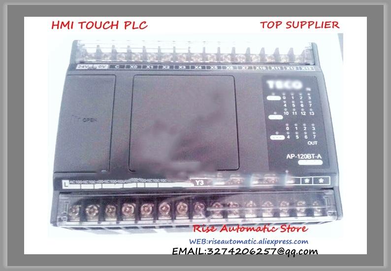 100-240VAC AP-120BT-A PLC NPN/PNP 12 point Transistor 8 point AP New Original  цены