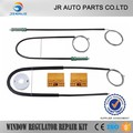 JIERUI FOR PORSCHE CAYENNE 955 SUV  front Left or Right 2002 - 2010 Electrical Window Regulator Repair Kit 7L0837461 / 7L0837462