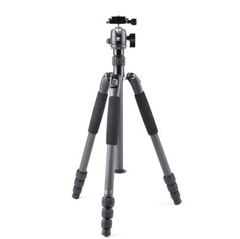 Sirui Tripé de Câmera Kit De Carbono Profissional Câmera Tripé de Viagem Para Câmera Digital Photo Studio Acessórios T024SK + B00K