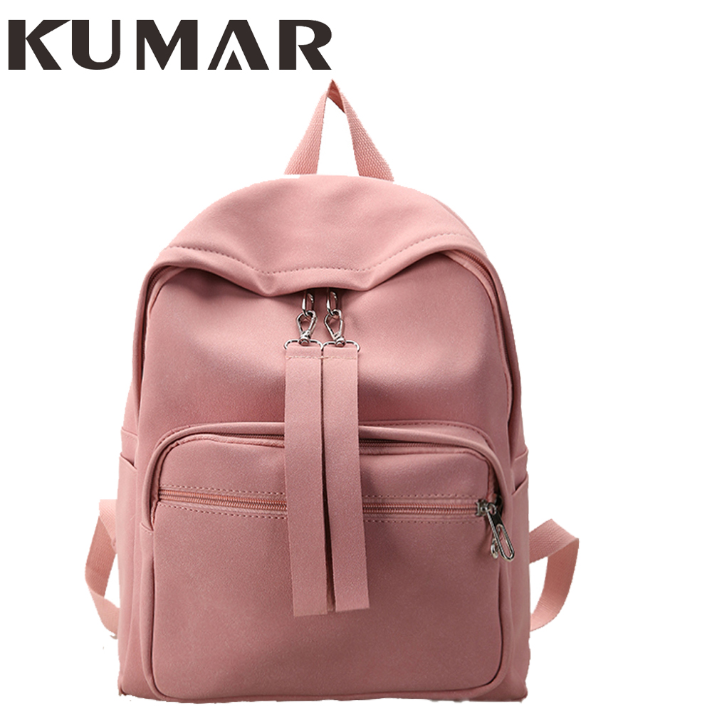 2018 Fashion PU Mochila Kanken Bags Backpack Female Big Capacity School Bags For Teenagers Casual Women Backpacks Travel Bagpack 2016 new fashion black pu leather women backpacks preppy style school bags for teenagers casual travel vintage mochila masculina