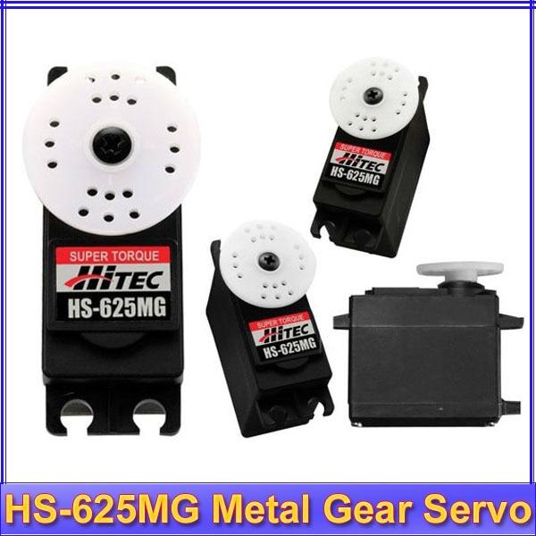 все цены на NEW Hitec HS-625MG Metal Gear Dual BB servo NIB analog servo+free shipping онлайн