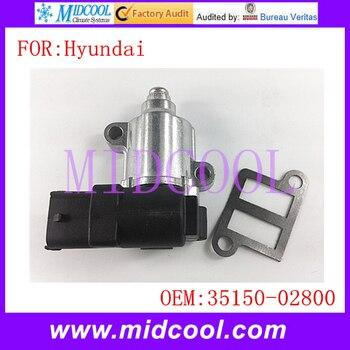 Новый Авто Мак Воздушные клапаны использовать oe НЕТ. 35150-02800 для Hyundai