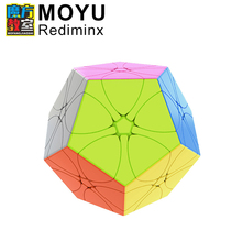 New MoYu MeiLong Cubing Classroom Rediminx Magic Cube Mini 12-side  Puzzle Speed Cubes Stickerless Educational Toys Gift