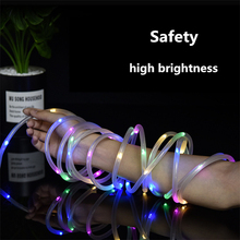 50 LED solar Light 7m String light Waterproof LED Copper Wire String Holiday Outdoor IP65 led strip Solar Strip Light Decoration 2m outdoor waterproof ip65 decoration light 100ma dc 1 2v led solar string light outdoor string led holiday decor lamp