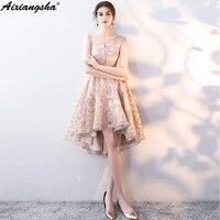 New Arrival Champagne Or Custom Color Bridesmaid Desses Vestido De Festa Vestido Longo Para Casamento Robe