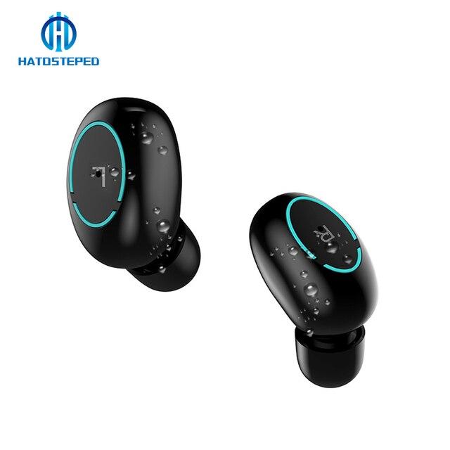 Bluetooth 5.0 TWS Tai Nghe Không Dây Blutooth Tai Nghe Chụp Tai Nghe Tai Nghe Tai Nghe Nhét Tai Thể Thao Tai Nghe Chơi Game Điện Thoại HIFI