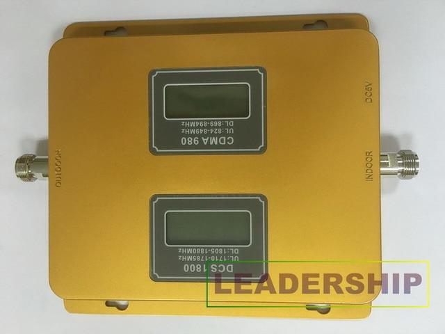 GSM/DCS 900 мГц/1800 мГц Dual Band сотовый мобильный/сотовый телефон сигнал повторителя усилитель детектор