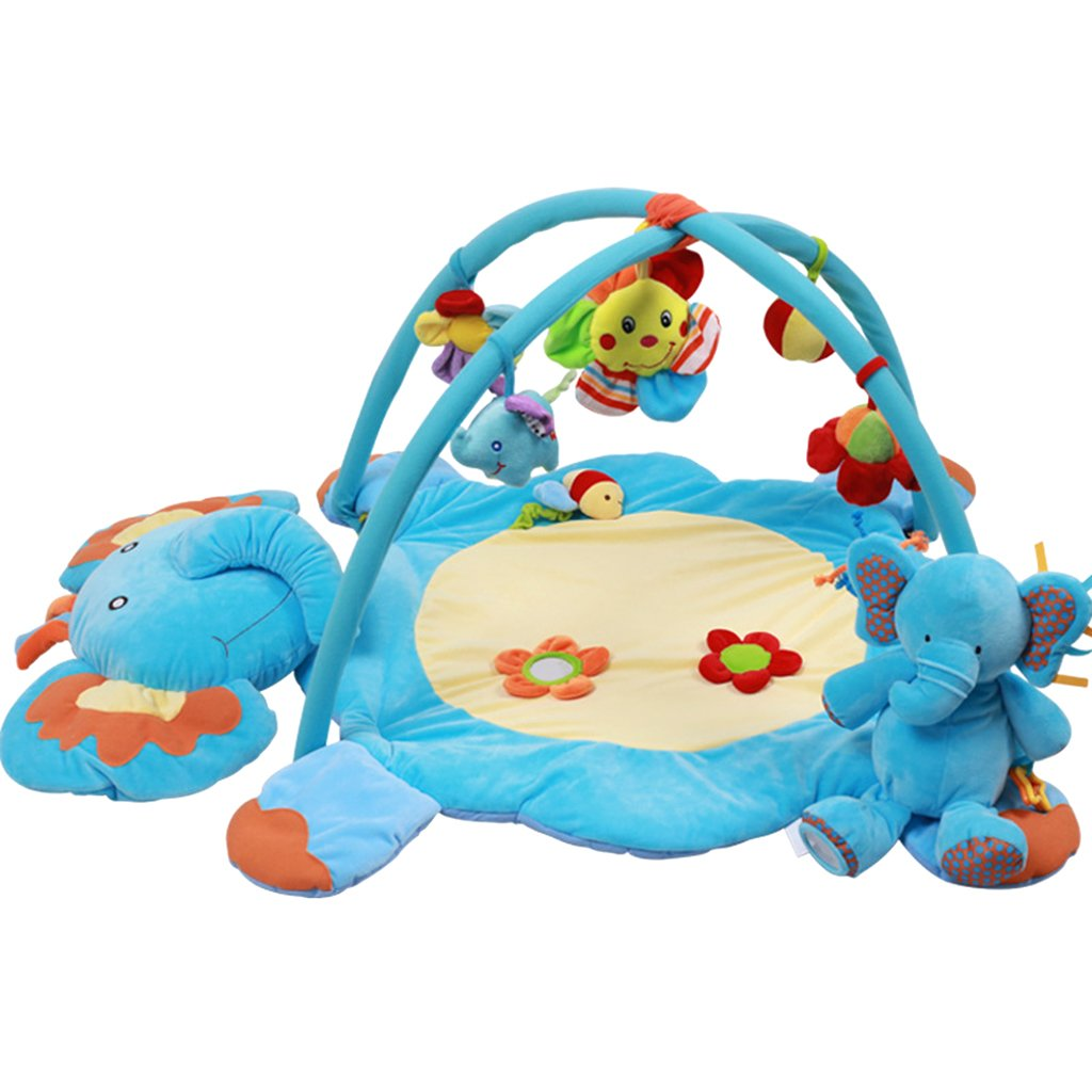 Nouveau-né bébé tapis de jeu matelas souple ramper dormir coussin jeu jouet Pad tapis tapis tapis de jeu cadeau pour bébé enfants enfants