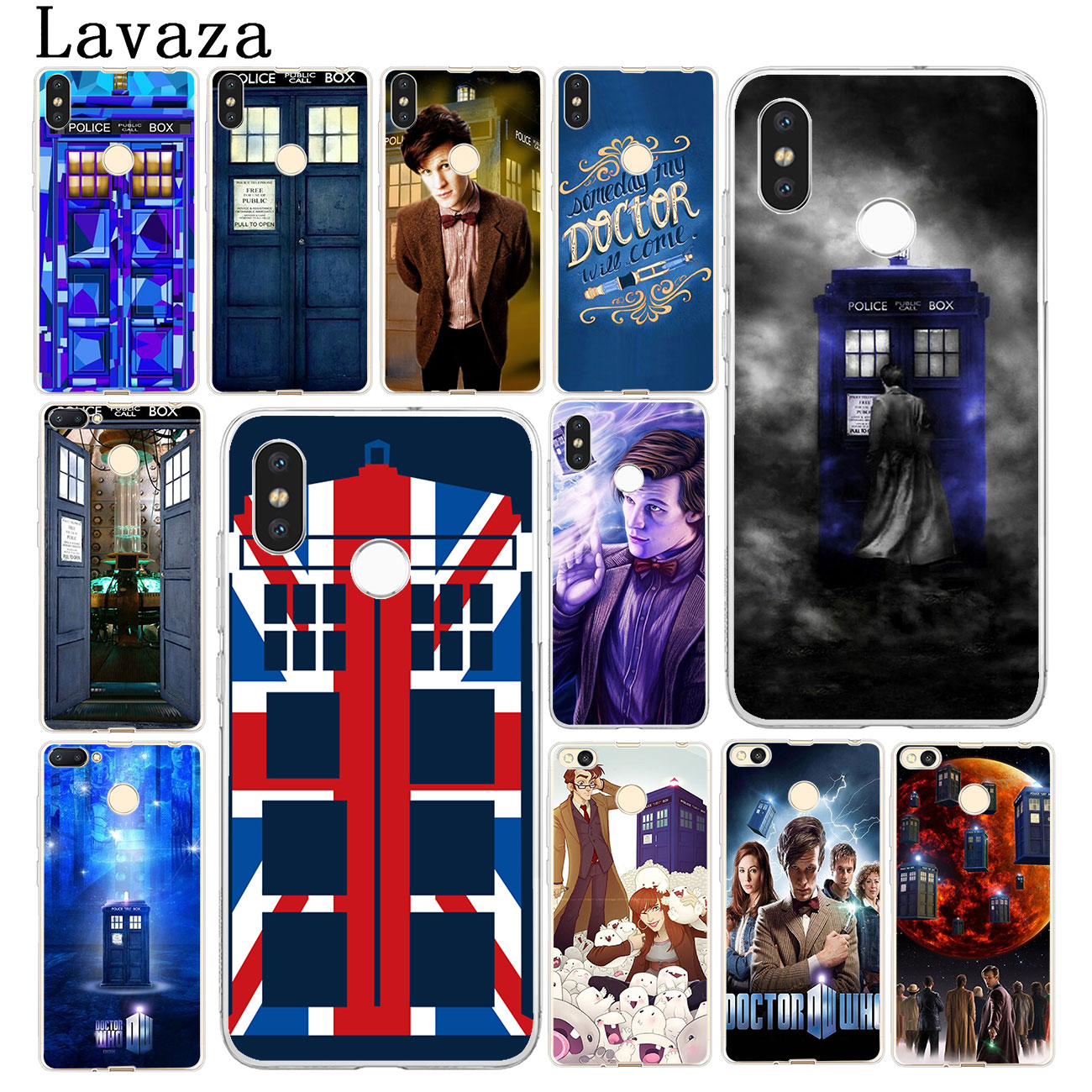 Able Lavaza Tardis Box Doctor Who Phone Shell Case For Xiaomi Mi 9 8 A2 Lite Se A1 Pocophone F1 6 6x 5s 5x Max 3 Mix 2s Cover Mi9 Mi8 Phone Bags & Cases