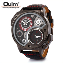 font b Oulm b font Watches font b Luxury b font Brand Men Antique Quartz