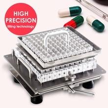 Высочайшее качество CapsulCN-100M Размер 1 Полуавтоматический Заполнитель Капсулы/Капсула Розлива