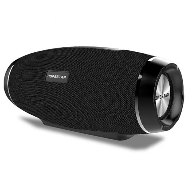 HOPESTAR Portable Speaker Bluetooth Speaker Mini Wireless Soundbar Music box Waterproof Subwoofer Speaker For Cellphone xiomi