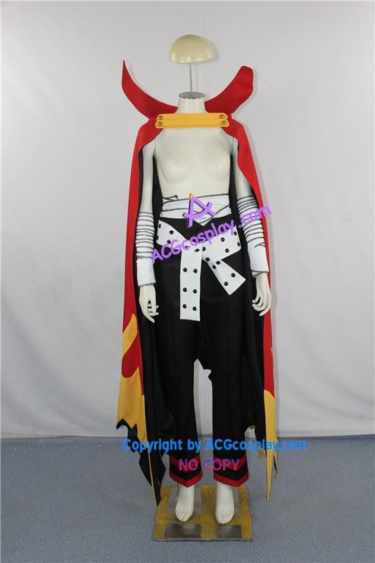Tengen Toppa Gurren Lagann kamina Pointy Costume Cosplay Anime RED Sun Glasses