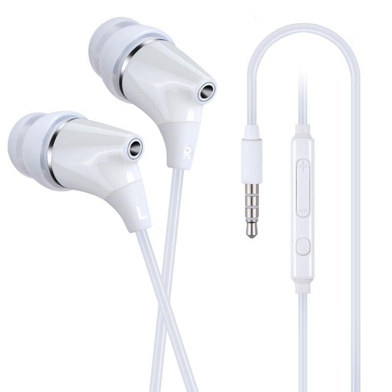 Ipsdi E09 uus tulekahju metalli kõrvaklapid kõrvaklappidega Mic - Kaasaskantav audio ja video - Foto 2