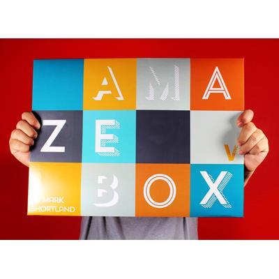 AmazeBox By Mark Shortland Magic Tricks