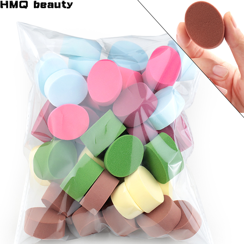 Wholesale Make Up Sponge Makeup Foundation Sponge Makeup Puff Powder Smooth Beauty Cosmetic Make Up Sponge Beauty Tools Gifts