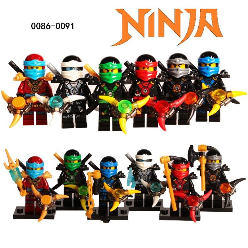Blocos ninja lloyd cole jay kai Product Functions : Birthday Gift For Kids