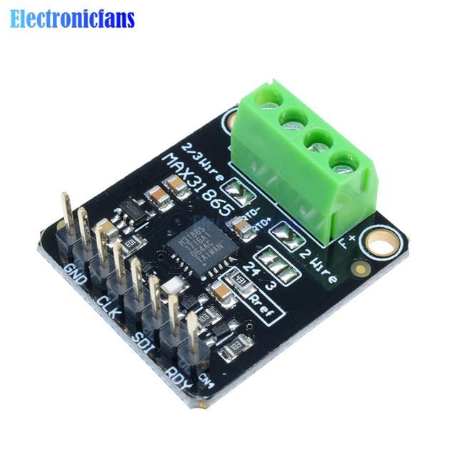 aliexpress com buy max31865 spi pt100 pt1000 rtd to digital Power Wiring Diagram max31865 spi pt100 pt1000 rtd to digital converter board temperature thermocouple sensor amplifier module for arduino 3 3v 5v