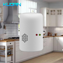 цена на LPG LNG Coal Natural Gas Leak Detector Sensor High Sensitive Independent Combustible Gas Alarmer For Home Security Safety
