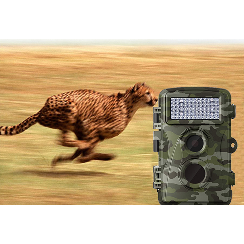 New Product High Quality Wild 940NM Scouting Hunting Camera Digital Infrared Trail Camera IR LED 5w 940nm infrared ir led emitter silver
