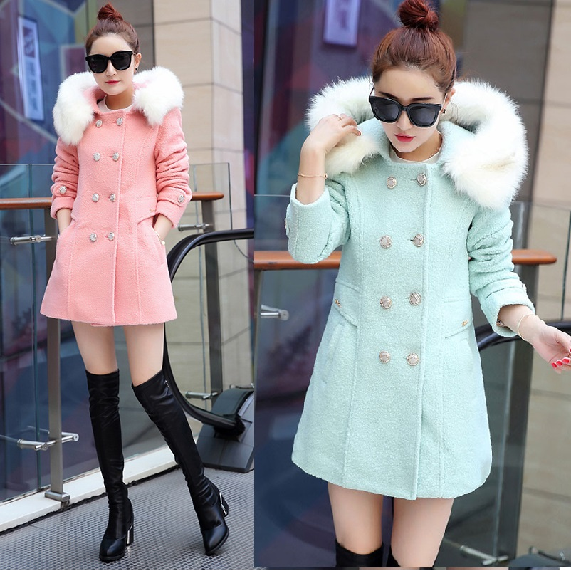Online Get Cheap Hooded Pea Coat -Aliexpress.com | Alibaba Group