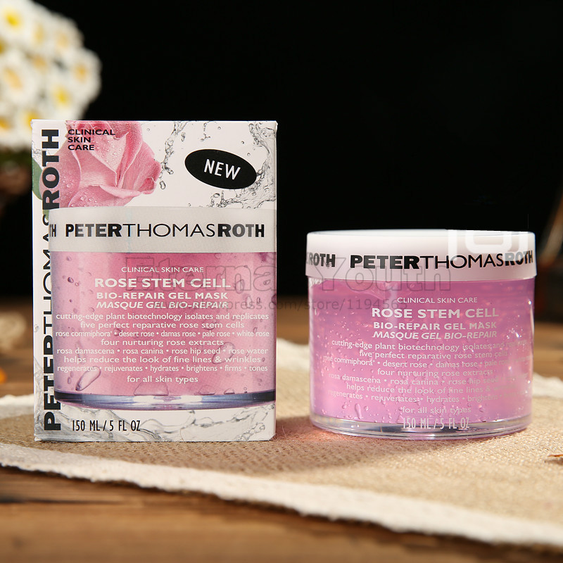 Peter Thomas Roth Rose Stem Cell Bio-Repair Gel Mask 150ml купить