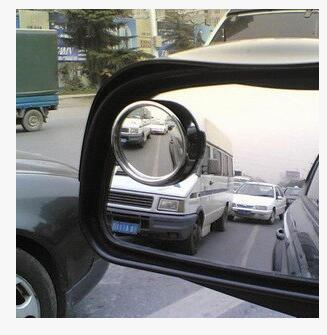 Auto-styling 360 degree blind spot small round mirror for Citroen c1 c2 c3 C4 c5 c6 c8 c4l C-QUATRE c-Elysee c3-xr accessories