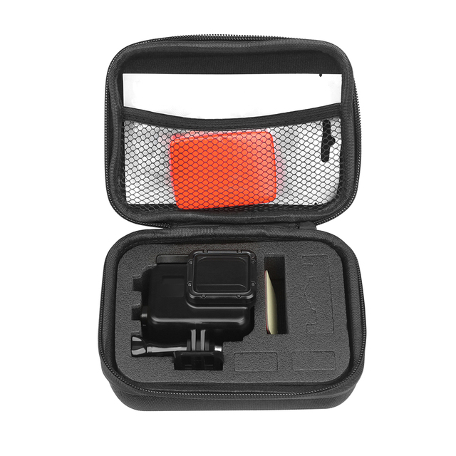 SHOOT 45m Diving Waterproof Case for GoPro Hero 6 5 7 Black Action Camera Underwater Housing Case Mount for Go Pro 6 5 Accessory