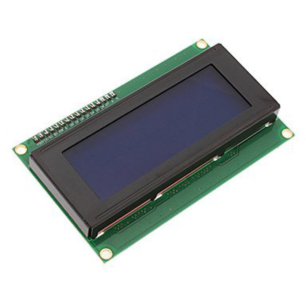 Eleduino IIC/I2 Celsius/TWI série 2004 20x4 LCD Module bouclier pour Arduino UNO Mega R3