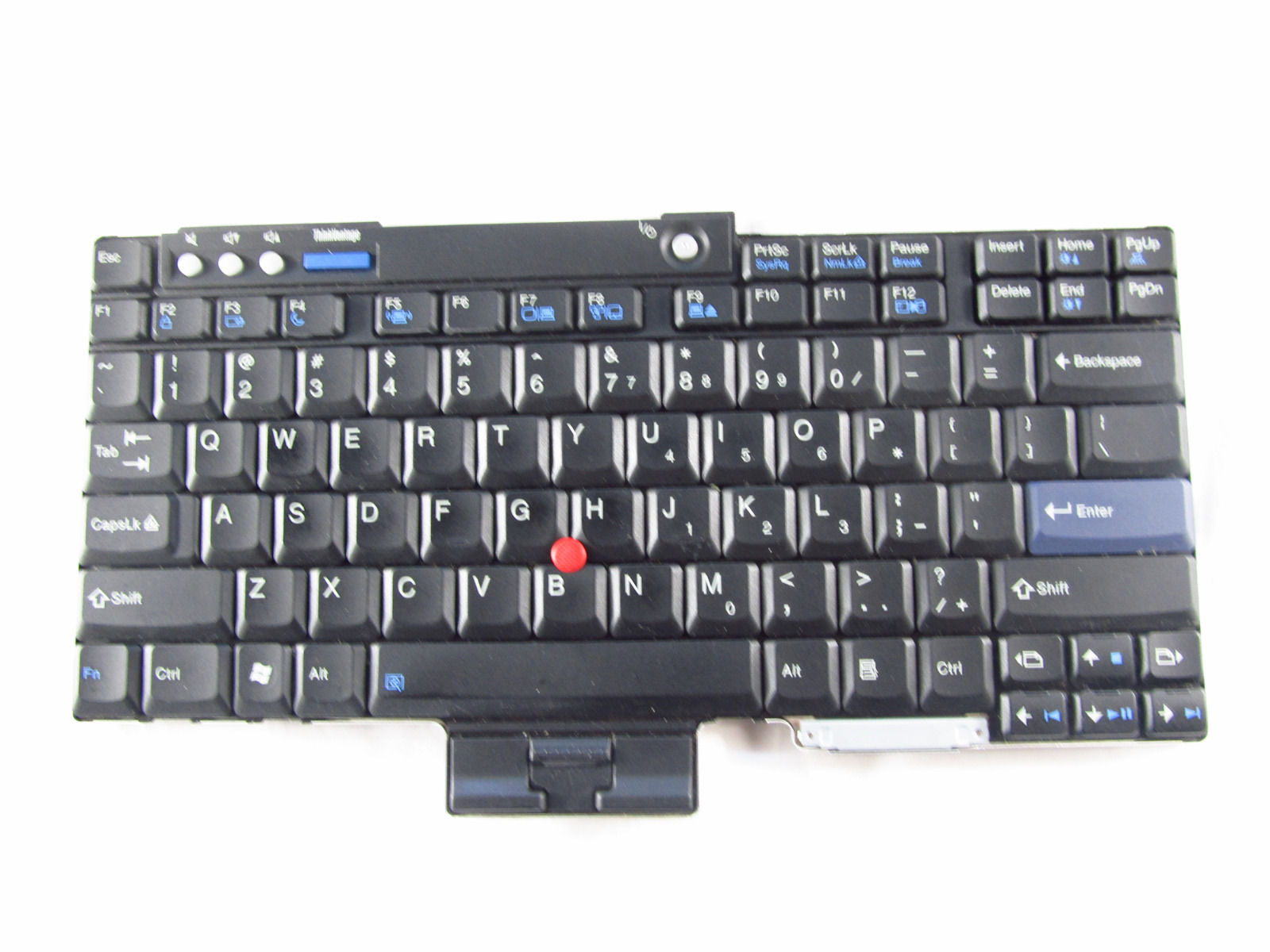 Delightful Colors And Exquisite Workmanship The Best For Ibm/lenovo Thinkpad T60 T60p P/n 42t3209 Laptop Keyboard Kyt6 Used Famous For Selected Materials Novel Designs