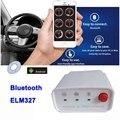(V1.5 Hadware) mejor Que ELM327 Bluetooth Rojo Interruptor Auto Herramientas de Diagnóstico DEL Escáner ELM 327 OBD 2 de Diagnóstico de Alta Calidad LR20
