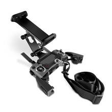 Mobile Phone Tablet Mount Holder For DJI MAVIC 2 Pro /Zoom Remote Control Front