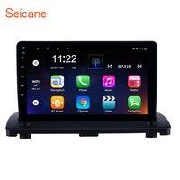 Seicane для 2004 2014 Volvo CX90 Android 8,1 9 дюймовый hd сенсорный экран радио gps навигация Bluetooth MP4 MP5 музыкальный плеер wifi SWC