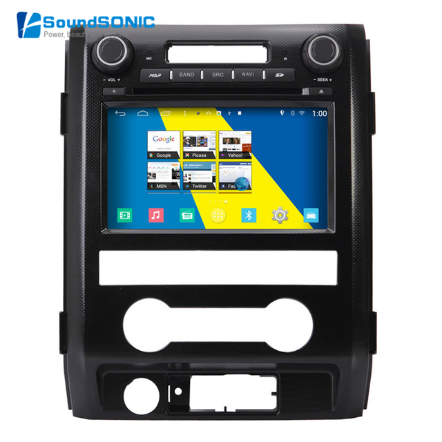 Quad Core Android 4 4 For Ford F150 F 150 Svt Raptor 2009