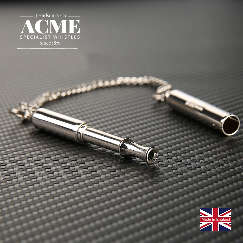 ACME 535 Dolphin Seal Training Whistle Canine Flute Adjustable Frequency Whistle