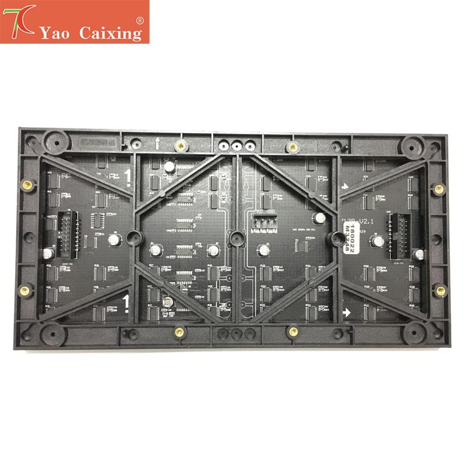 P2 Rgb Indoor Full Color Led Modules 256x128mm Dot Matrix Led Panel Hub75 Billboard High Definition Led Display Smd Led Matrix
