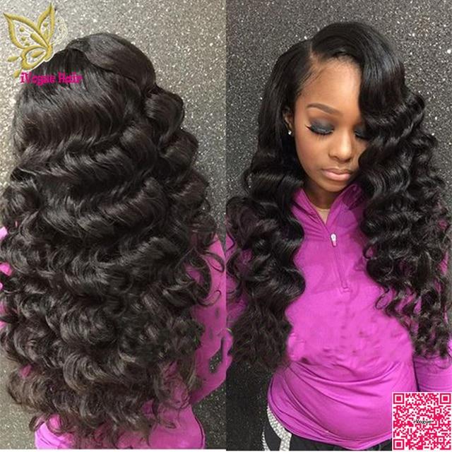 137b286e6 Body Wave U Part Wigs Human Hair Virgin Malaysian U Part Human Hair Wig  Left Side Part 1