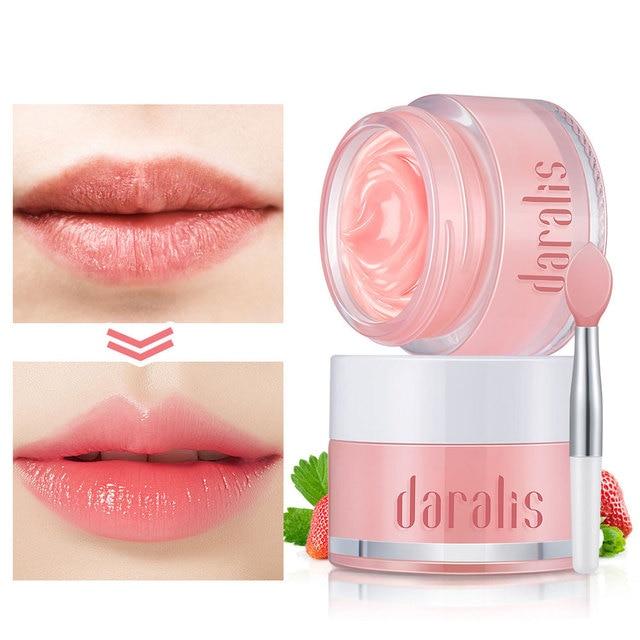 Lip Balm Moisturizer Lip Sleeping Mask Korean Repairing Nourish Hydrating  Lip Cream Plumper Enhancer Vitamin Skin Care Lip Tint 2