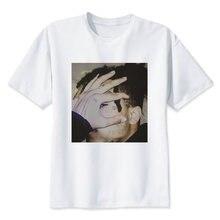 LettBao Hip Hop Man Xxxtentacion Man T-shirt Rapper Funny Cool White Tshirt  Cartoon Print for Male or Female T Shirts ef00a0540e33