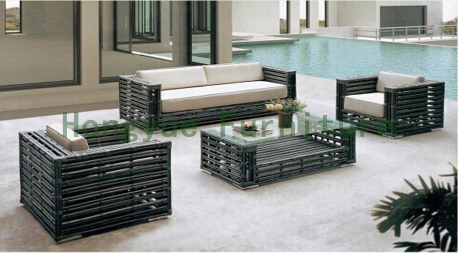 Modern Rattan Living Room Sofa In Rattanrattan Home FurniureChina