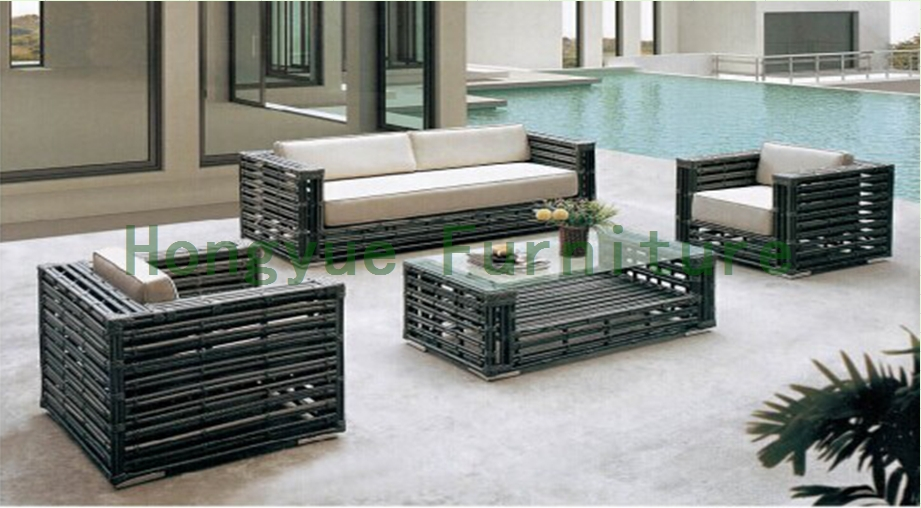 Modern Rattan Living Room Sofa In Rattan Rattan Home Furniure Unify Express