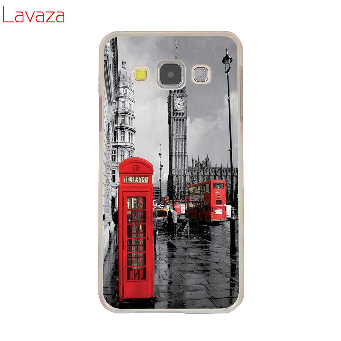 Жесткий чехол для телефона Lavaza London big ben Bus для samsung Galaxy J8 J7 Duo J4 J5 J6 Plus 2018 2017 2016 J2 J3 Prime 2015