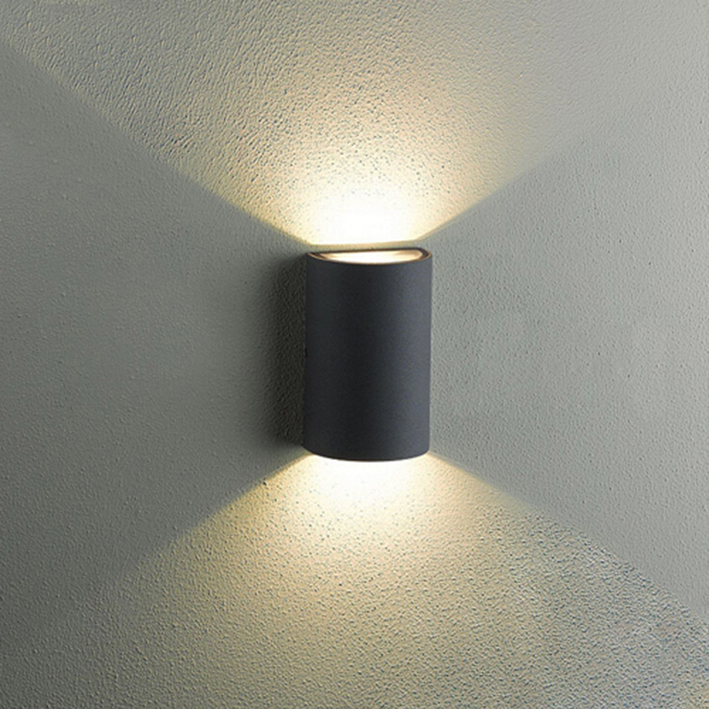 Wall Light Up and down light Design Plating Aluminium Cover LED Sconce Light Hallway Coffee Shop Indoor Outdoor lighting Wall Light Up and down light Design Plating Aluminium Cover LED Sconce Light Hallway Coffee Shop Indoor Outdoor lighting