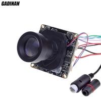 2MP POE Mini IP Camera 1080P ONVIF 2 4 CCTV Indoor Camera Board Hi3516C OV9710 Sensor