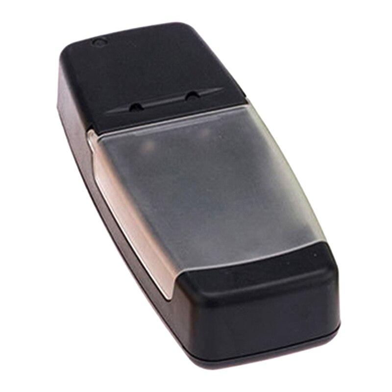 2 Slots USB smart battery charger for AA AAA NI-CD NI-MH 1.2V LiFePO4 3.2V Alkaline 1.5V Rechargeable battery